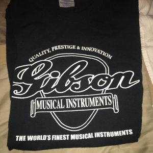 Gibson Musical Instruments T-Shirt